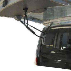 Aide à la conduite PMR : ouverture de hayon arrière