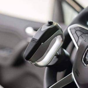 Aide à la conduite PMR : combiné télécommande intuitif Pimas
